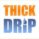 Thick Drip e liquid