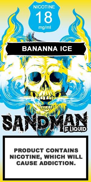 Banana Ice e liquid