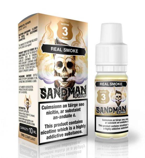 Sandman tobacco e liquid