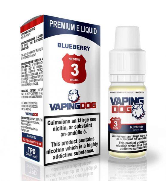 Blueberry e liquid