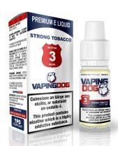 Strong Tobacco e liquid