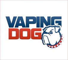 Vaping Dog