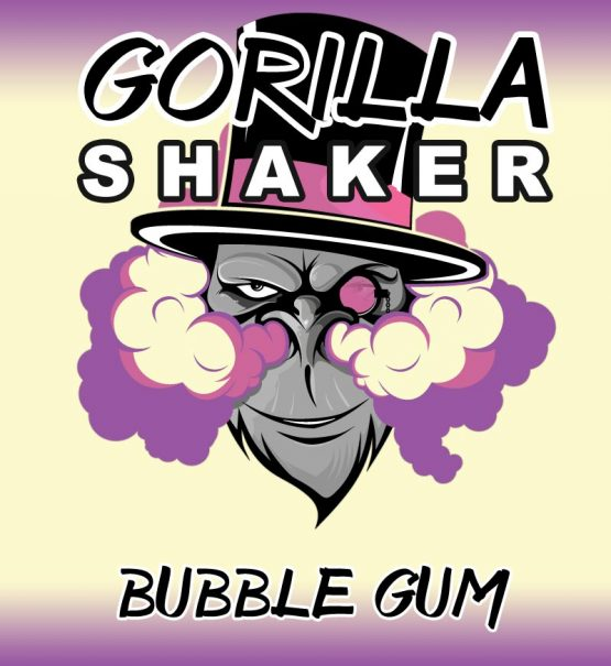 Bubble Gum Gorilla Shaker