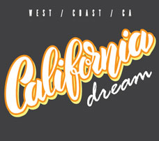 California Dream e liquid