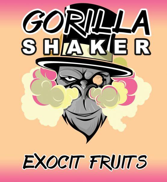 Gorilla Shaker Exotic Fruits e liquid