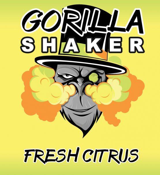 Gorilla Shaker Fresh Citrus e liquid