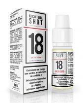Nicotine Shot e liquid