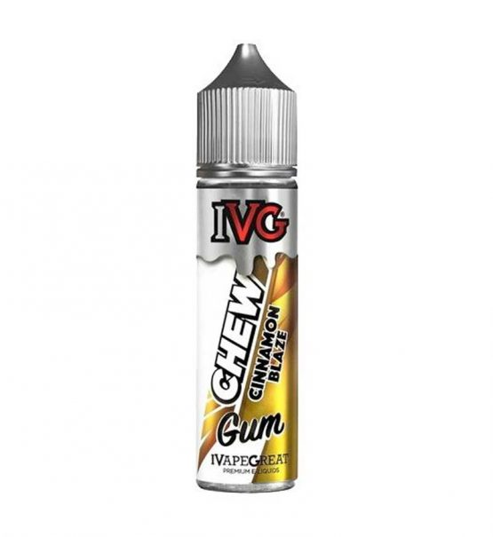 IVG Chew Cinnamon Blaze Gum e liquid